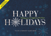 Happiest Year Holiday Cards